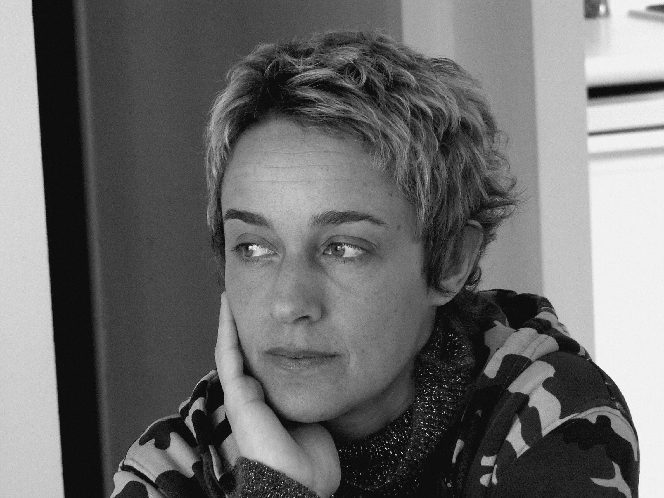 L'écrivain Carole Zalberg.