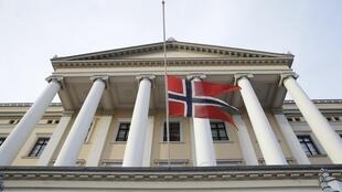 Norvège - Noruega - Drapeau - Flag