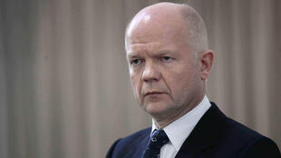 Ministan harakokin Wajen Birtaniya William Hague