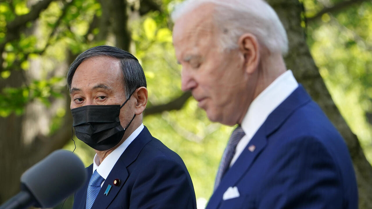 Biden says 'premature' to know if Iran talks will succeed