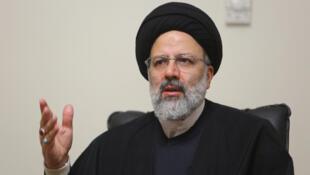 ابراهیم رئیسی، رئیس قوۀ قضائیه جمهوری اسلامی ایران.
