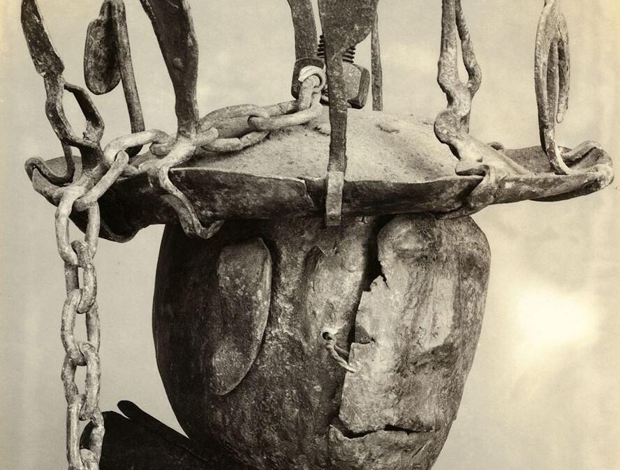 «Dieu Gou, le retour d'une statue», documentaire de Laurent Védrine.  © Temps Noir/Vues d'Afrique