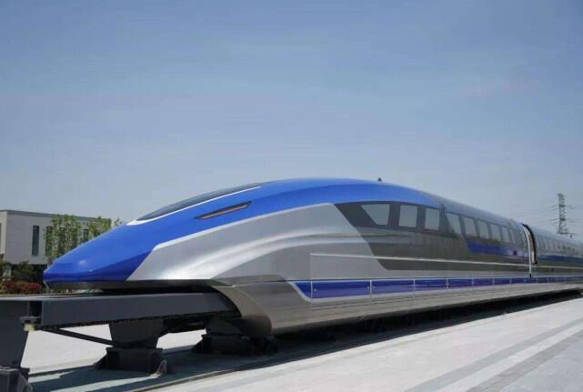 中国国产磁悬浮列车