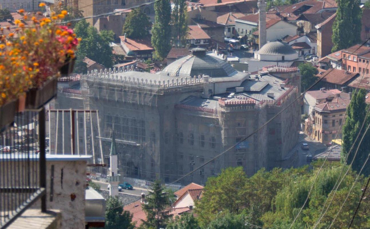 A cidade bósnia de Sarajevo será a capital europeia da cultura em 2014.