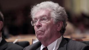 Pierre Joxe, ancien ministre de la Défense et de l'Intérieur.