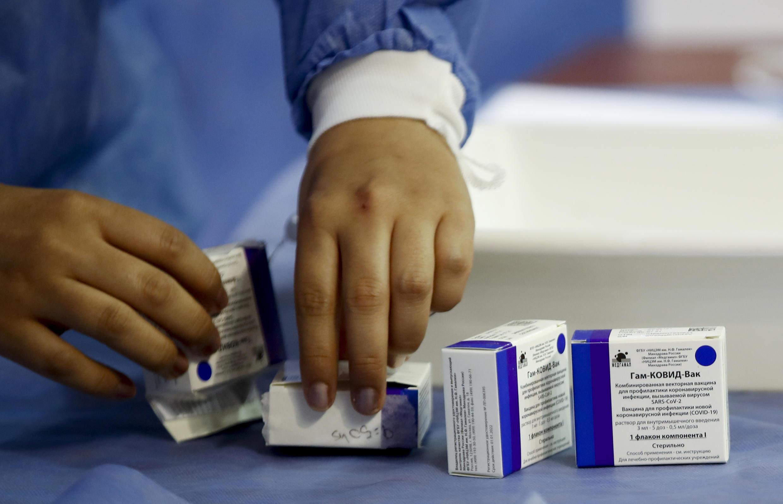 spoutnik V argentine vaccin