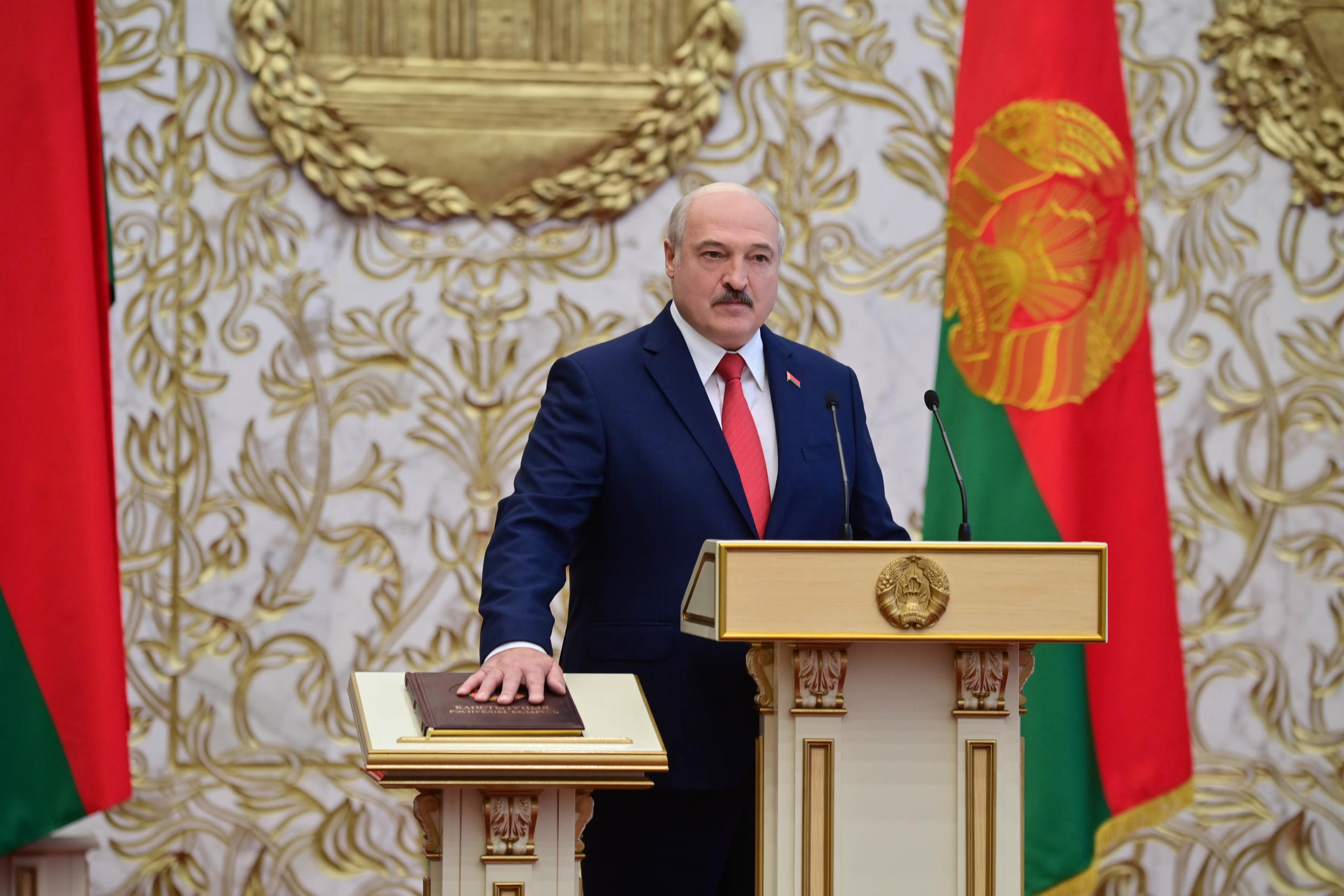 Olympic chiefs on Monday cracked down on the Belarus National Olympic Committee (NOC), headed by President Alexander Lukashenko, for discriminating against its athletes for their political views