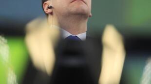 Президент России Дмитрий Медведев 14 декабря 2010