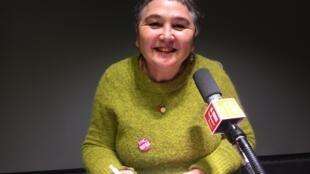Pierrette Crouzet-Daurat.