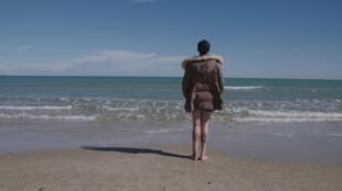 Amina, l'actrice principale d'un film qui expose au grand jour un monde qui dérange.