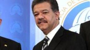 Le président dominicain, Leonel Fernandez a tenu lundi 25 octobre 2010 une réunion d'urgence de son gouvernement sur le dossier du choléra