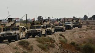 Irak-Lutte contre le terrorisme