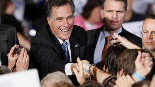 Mitt Romney a reporté, ce samedi 4 février 2012, un nouvelle victoire sur son poursuivant Newt Gingrich.
