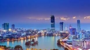 斯里蘭卡科倫坡城市一景