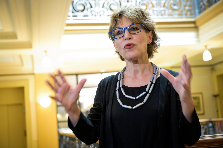 Аньес Калламар, руководитель расследовательской группы, Женева, 19 июня 2019