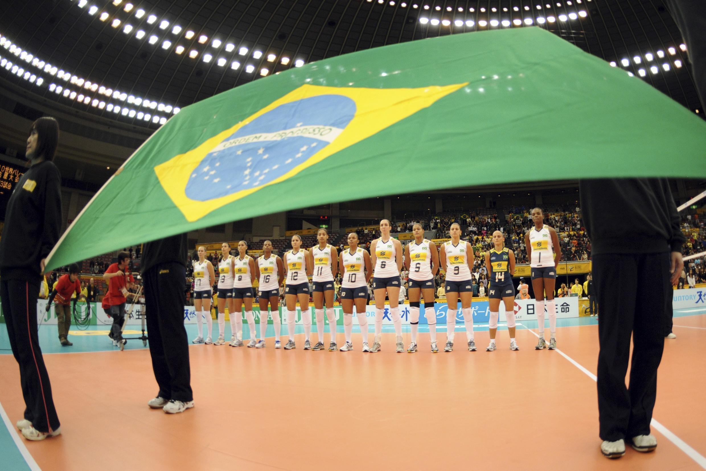 Seleção brasileira bateu a Alemanha nesta terça-feira e se classificou para a semifinal no Mundial de Vôlei Feminino.