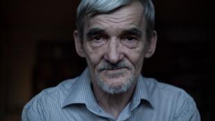 Историк Юрий Дмитриев