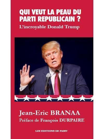 « Qui est Donald Trump ? » auteur, Jean-Eric Branaa