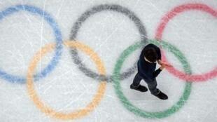 平昌冬季奧運會宣傳圖