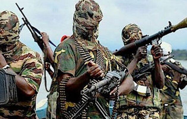 wapiganaji wa kundi la Boko Haram