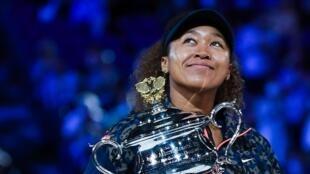 2021-02-20 sport tennis naomi osaka australian open champion melbourne