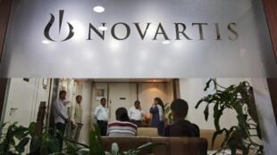 Le laboratoire Novartis avait déjà été accusé, quelques jours plus tôt, de corruption de pharmaciens.