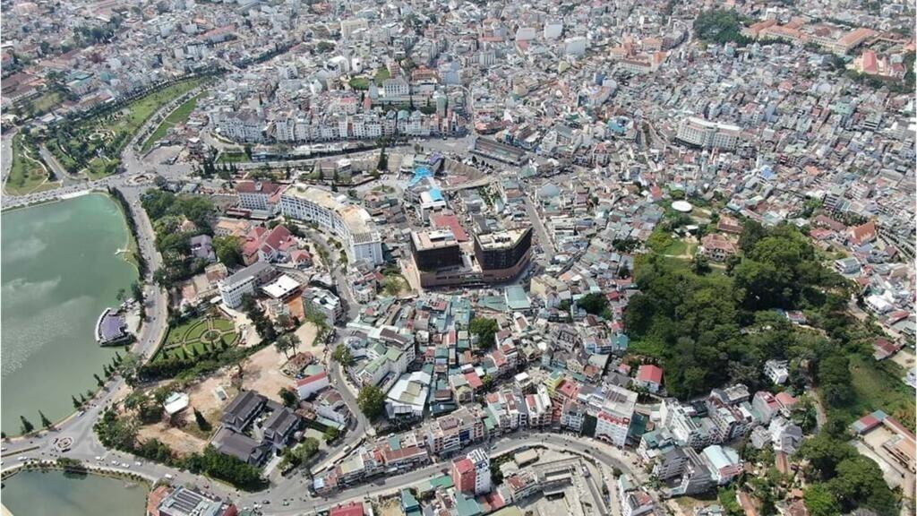Giới kiến trúc sư phản đối dự án khách sạn trên Đồi Dinh, Đà Lạt
