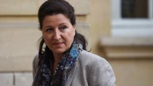 Agnès Buzyn, candidate à la mairie de Paris.