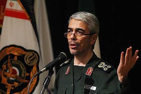 سرلشکر محمد باقری، رییس ستاد کل نیروهای مسلح جمهوری اسلامی ایران