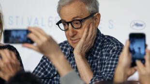 """O novo filme de Woody Allen, """"Café society"""", vai abrir a 69ª edição do Festival de Cannes."""