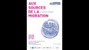 """La journée """"Aux sources de la migration"""" a lieu le 15 septembre 2020."""