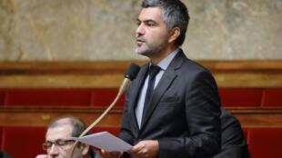 El diputado Sergio Coronado.