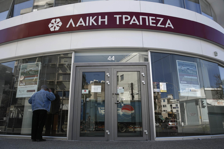 Bancos do Chipre reabrem nesta quinta-feira para saques de até 300 euros.