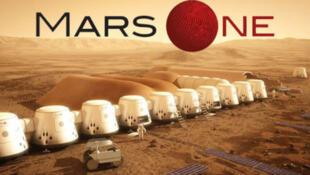 1 058 personnes ont été pré-sélectionnées pour coloniser la planète Mars en 2025.