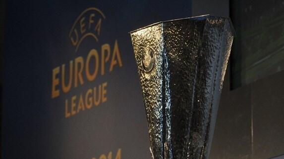 Troféu Liga Europa.