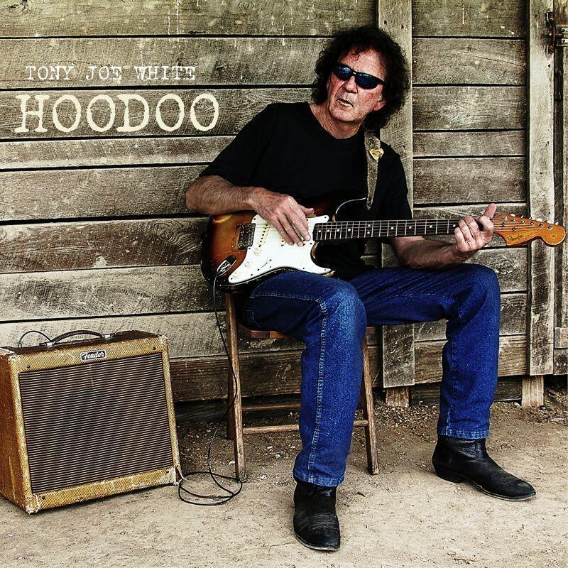 Tony Joe White's Hoodoo album cover