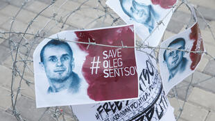 Олег Сенцов голодает в российской колонии уже 140 дней
