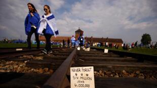 波蘭總理呼籲世人銘記發生在奧斯維辛集中營的傷痛