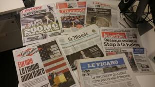 Diários franceses 09.02.2016