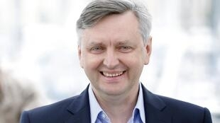 Сергей Лозница на премьере фильма «Донбасс» в Каннах
