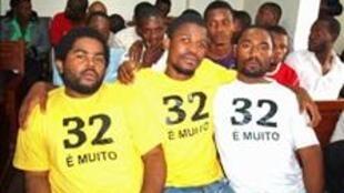 Manifestações contra o regime de José Eduardo dos Santos têm sido reprimidas