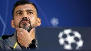 Porto boss Sergio Conceição had steered the side to the top of the Primeira Liga before action was halted due to the coronavirus pandemic.