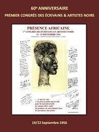 L'affiche du Premier congrès des intellectuels noirs, dessinée par Picasso