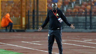 South African Pitso Mosimane signed a two-year contract last month to coach African and Egyptian giants Al Ahly.