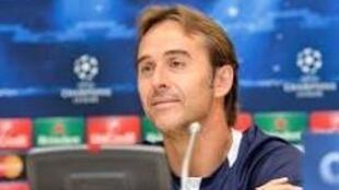 圖為剛剛被解職的西班牙國家隊主教練洛佩特吉