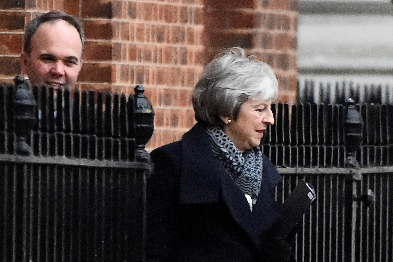 Se o acordo negociado pelo governo de Theresa May for chumbado, isso pode abrir o caminho para uma moção de censura dos trabalhistas.