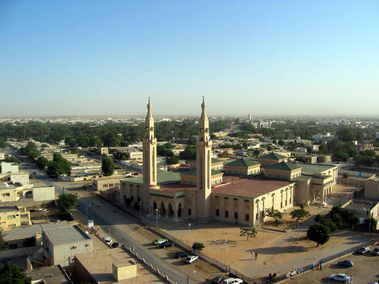 Nouakchott en Mauritanie (image d'illustration).