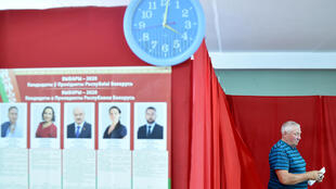 Early voting is already underway in Belarus, with polling stations open until Sunday.