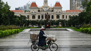 Ho Chi Minh City has emerged as the epicentre of the latest virus wave in Vietnam