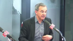 Thierry Mariani sur RFI le 24 avril 2019.